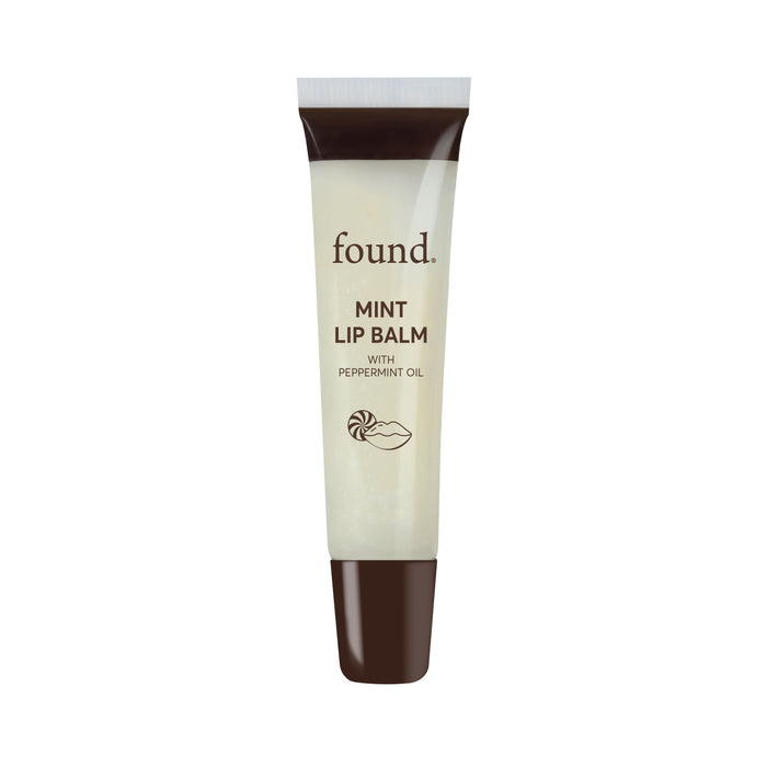 Discover Found | Mint Lip Balm with Peppermint Oil