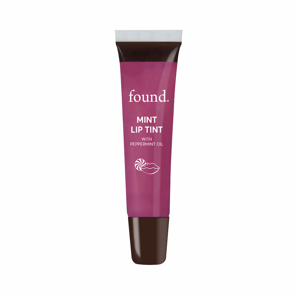 Discover Found | Mint Lip Tint With Peppermint Oil