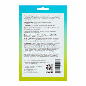 HYALURONIC ACID SELFIE SKIN SHEET MASK