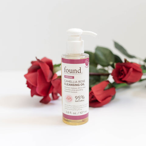 CAMELLIA ROSE CLEANSING OIL