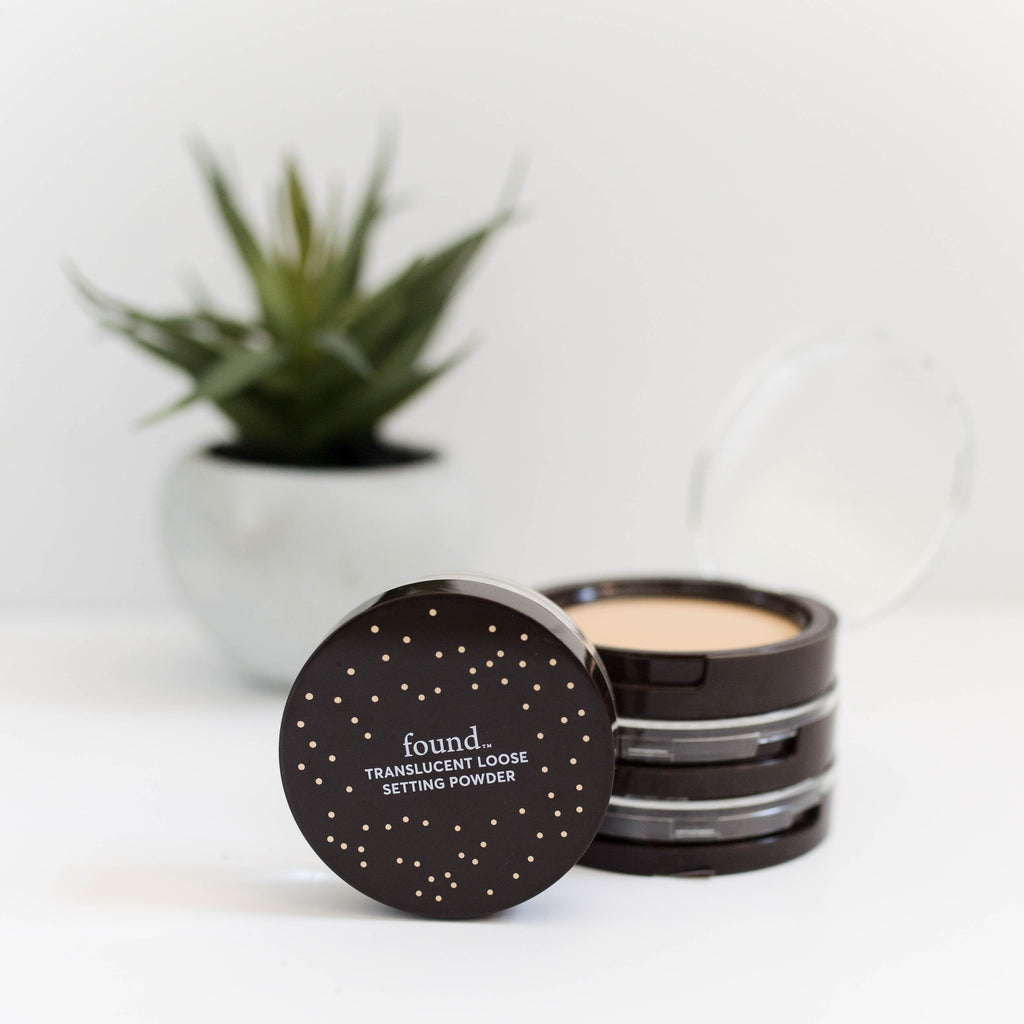 TRANSLUCENT LOOSE SETTING POWDER