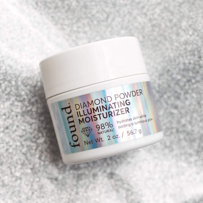 Discover Found | DIAMOND POWDER ILLUMINATING MOISTURIZER