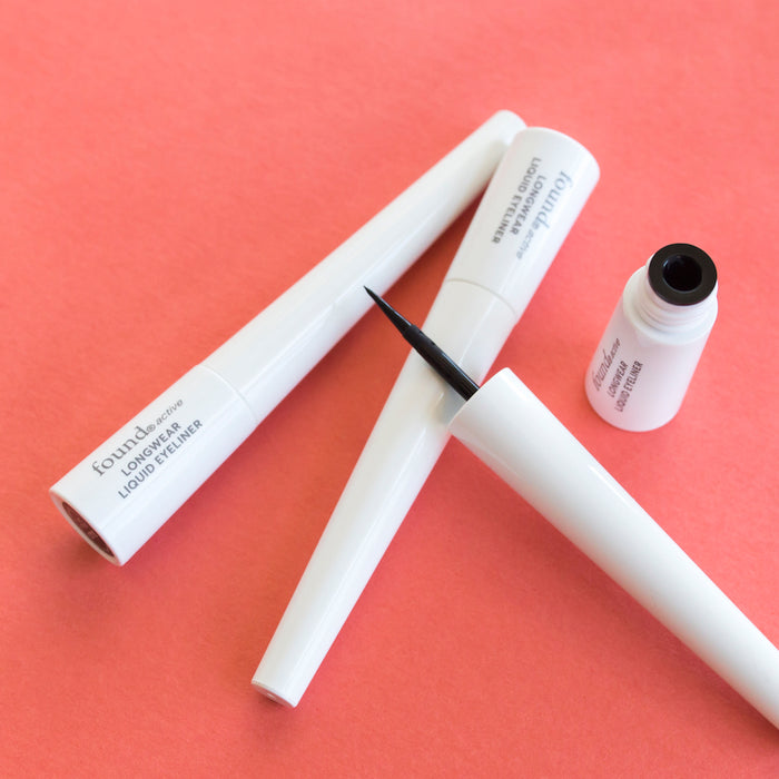 DISCOVER FOUND | ACTIVE LONGWEAR LIQUID EYELINER
