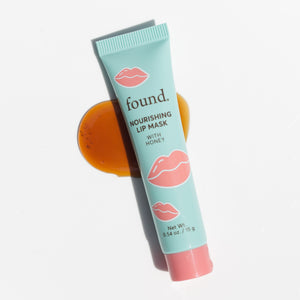 Discover Found | Nourishing Lip Mask with Honey
