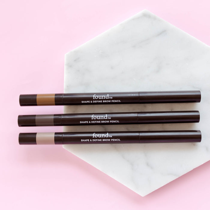 SHAPE & DEFINE BROW PENCIL
