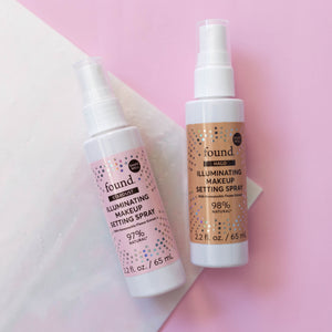 ILLLUMINATING MAKEUP SETTING SPRAY