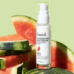 Microbiome Face Cream with Watermelon Extract