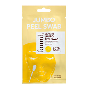 Lemon Jumbo Peel Swab
