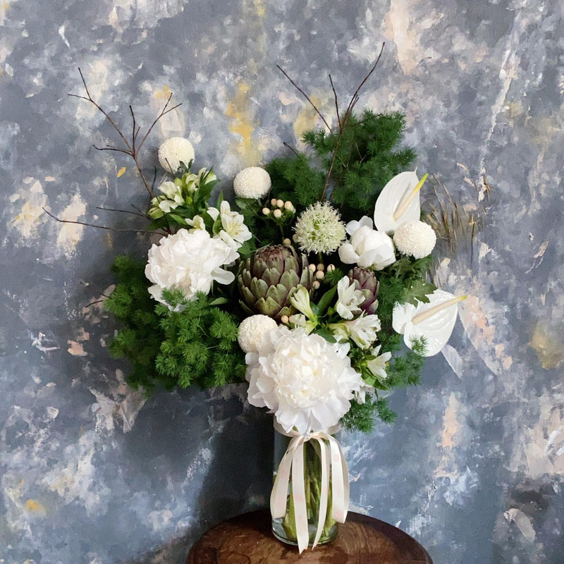 6 Times over 6 Months Subscription Bespoke Vase Arrangement - Monthly Flower Subscription - Weekly Flower Subscription - Flourish by Charlene