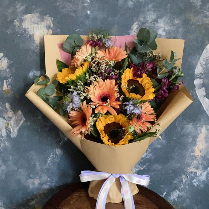 uet - Bespoke Flower Bouquet - Flourish by Charlene