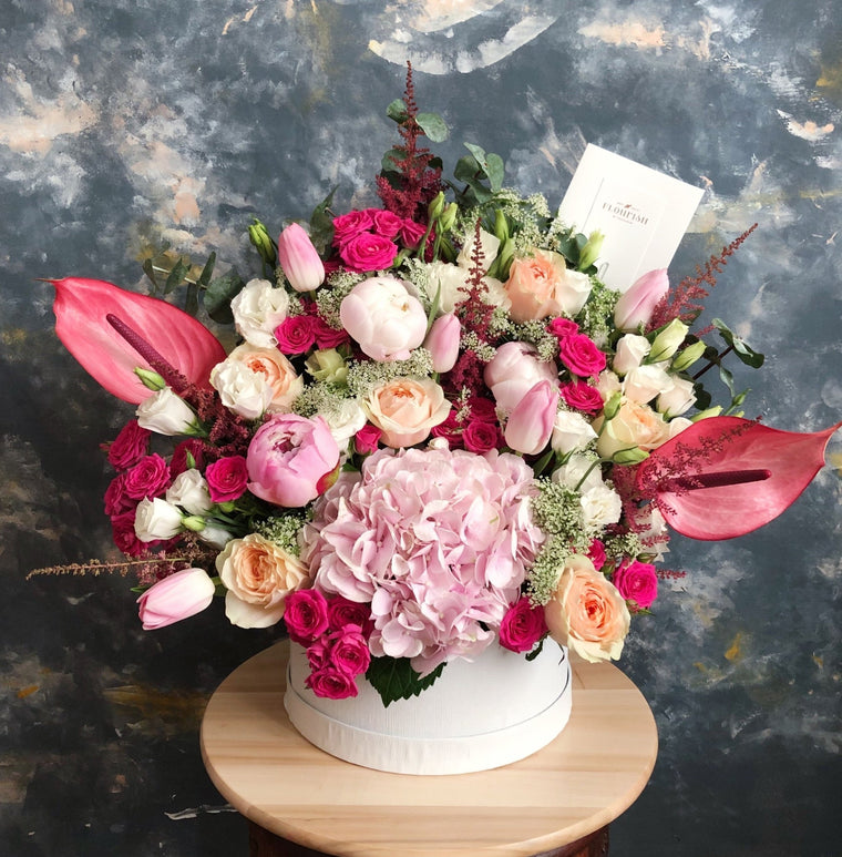 Bespoke Bloombox