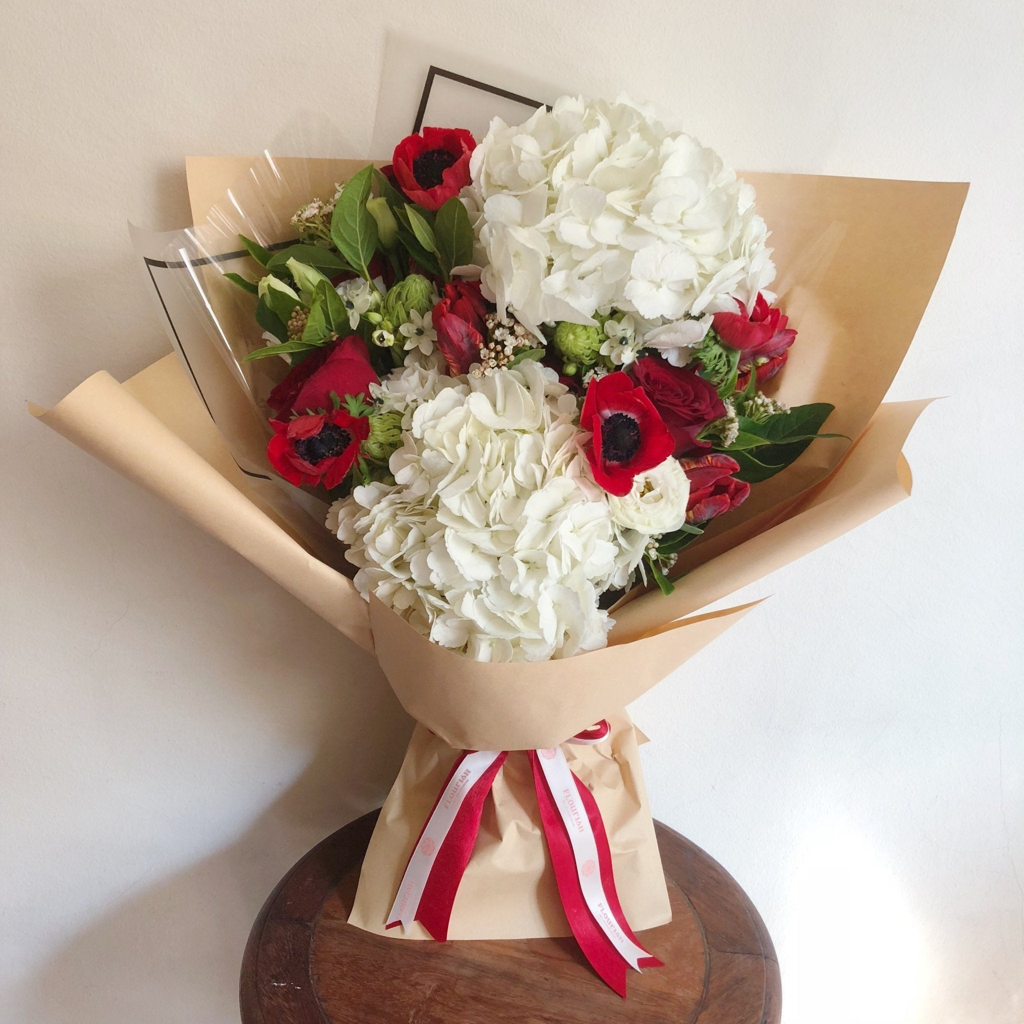 Classic Woman - Flower Bouquet - Flourish by Charlene