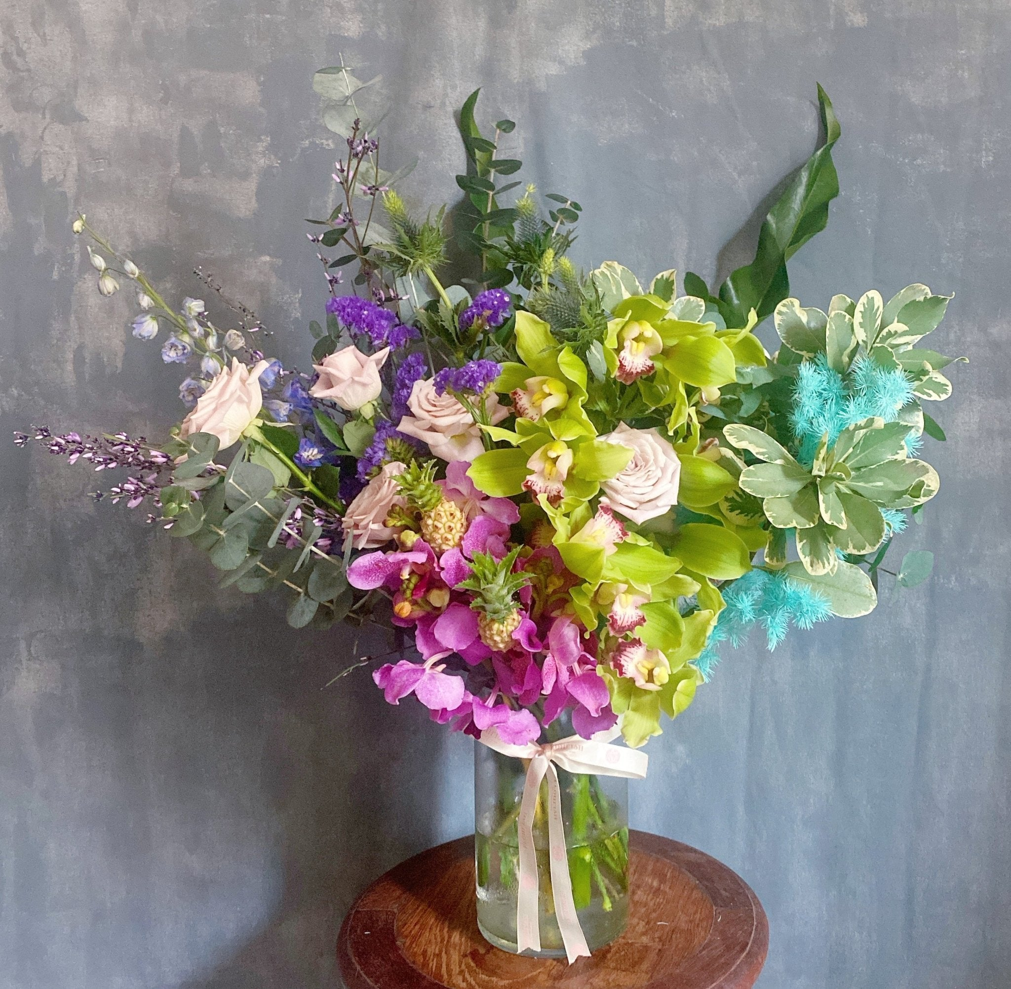 Jadescape - Table Flower Arrangement - Flourish by Charlene