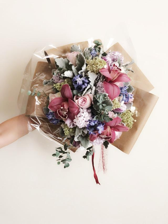 Moody Tones & Rustic - Subscription Flowers - Monthly Flower Subscription - Weekly Flower Subscription - Flourish by Charlene