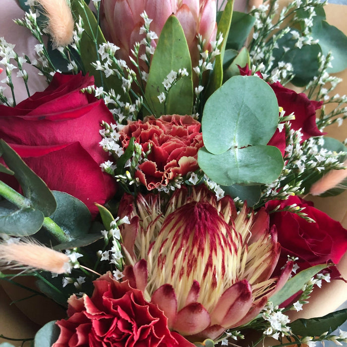 The Quintessential - Roses Bouquet - Flourish by Charlene
