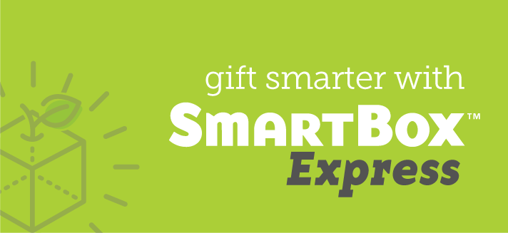 Gift Smarter with SmartBox Express