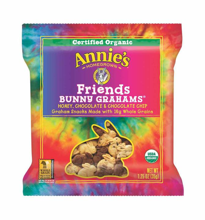 Annie's Homegrown Organic Bunny Grahams Friends