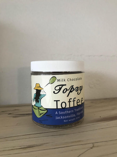 Topsy Toffee - Milk Chocolate