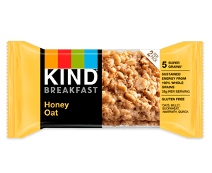 KIND Breakfast Bar - Honey Oat