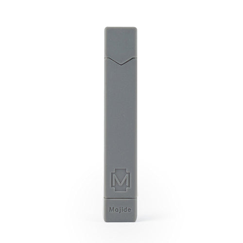 Grey - Majide Ultra Thin JUUL Vapor Case with 3-in-1 Protection