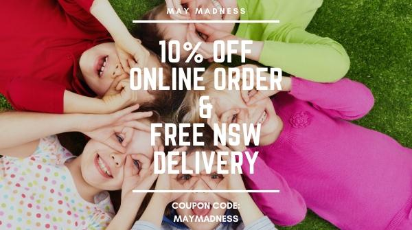 May Madness Sale - Aussie Baby