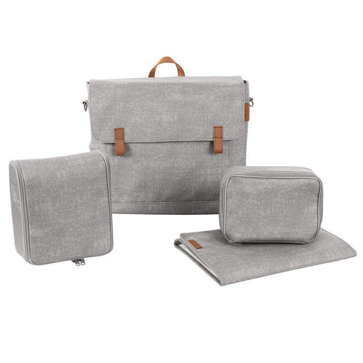 Maxi Cosi Modern Nappy Bag - Nomad Grey - Aussie Baby