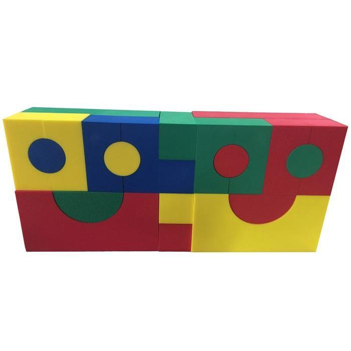 EVA Construction Blocks 30 pieces - Aussie Baby