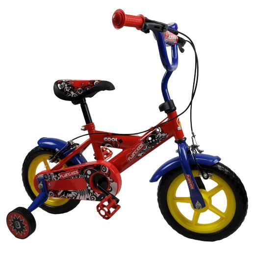 Super Max Flying Kids Boy 12 Inch Pavement Cycle Kids Bike - Aussie Baby