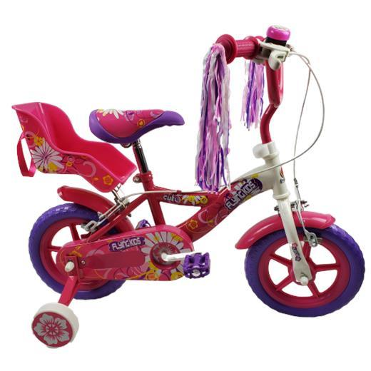 Super Max Flying Kids Girl 12 Inch Pavement Cycle Kids Bike - Aussie Baby