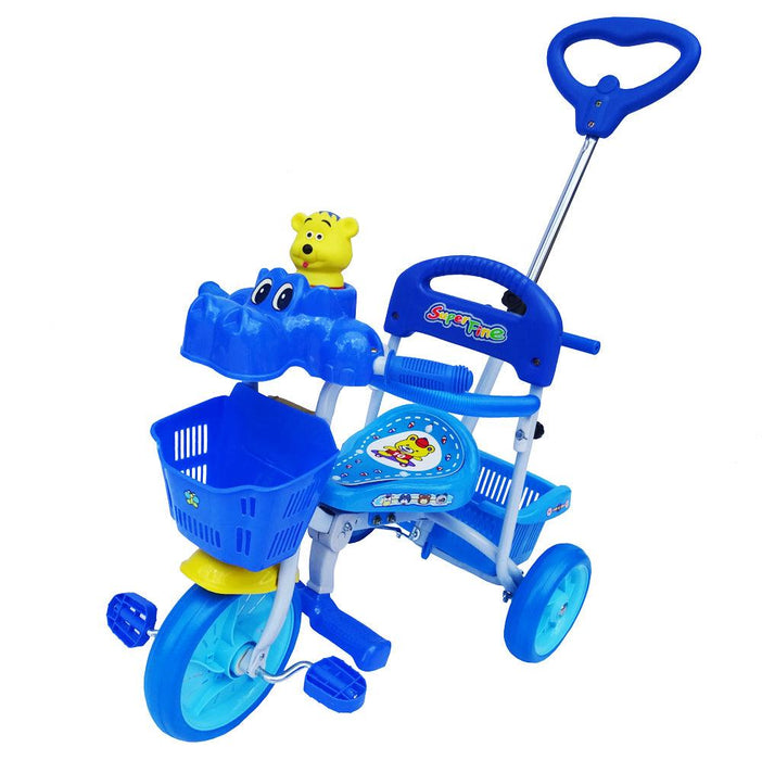 Little Hippo Tricycle - Blue - Aussie Baby