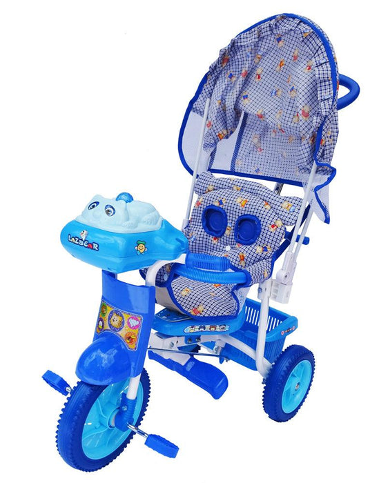 LAZBEAR Tricycle - Blue - Aussie Baby