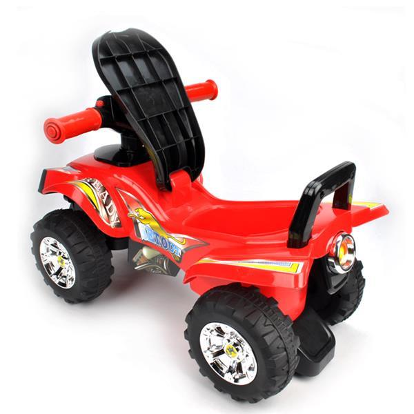 Toddler Kids Sport ATV Ride-On Toy Mini Quad Bike - Red - Aussie Baby