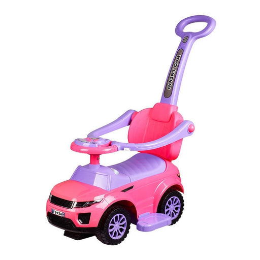 Range Rover-Inspired Kids Ride On Car - Pink - Aussie Baby