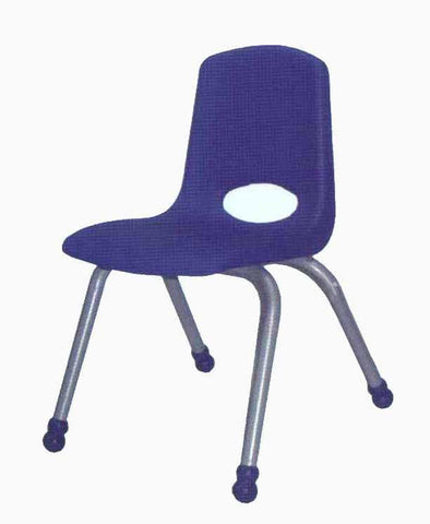 Small School Chair - Blue