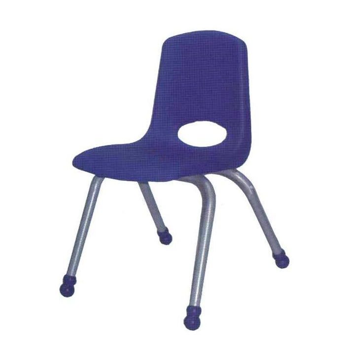 Large School Chair - Blue - Aussie Baby