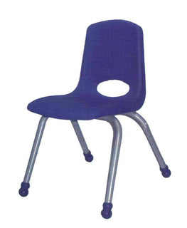 Large School Chair - Blue