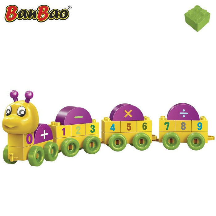 BanBao Learning Caterpillar - Numbering Caterpillar 9103