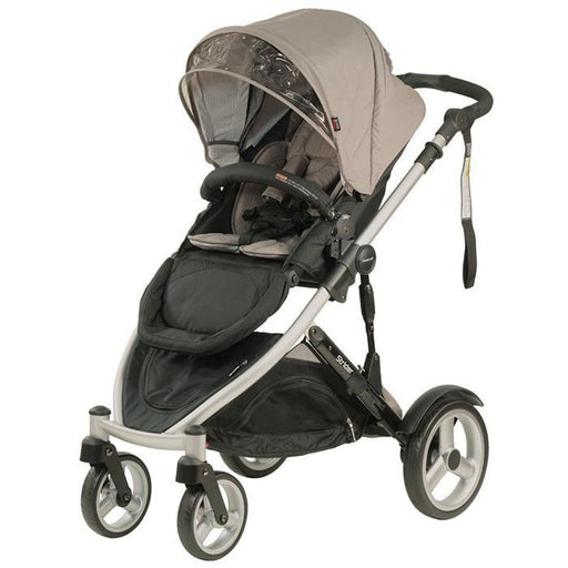Steelcraft Strider Compact 4 Wheel Stroller - Shell - Aussie Baby