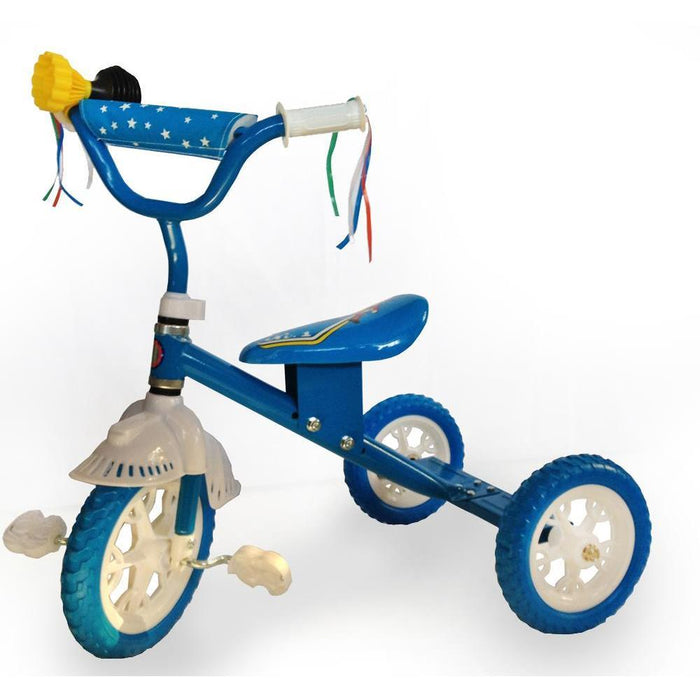 Aussie Baby Retro Star Tricycle - Blue - Aussie Baby