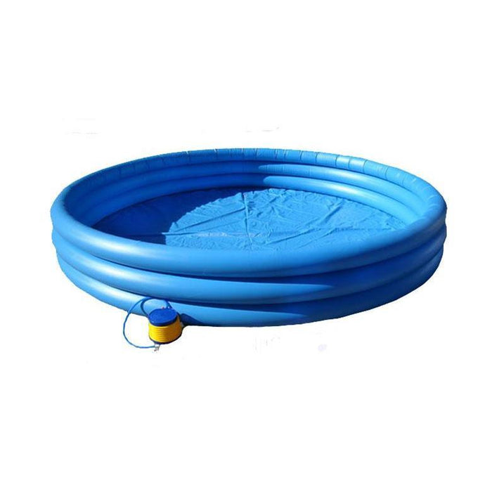 Inflatable Pool Large 10ft 300cm Diameter - Aussie Baby