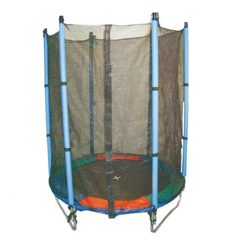 Trampoline with Safety Net 7663-55