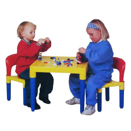 Small Table and Chair Set - Aussie Baby