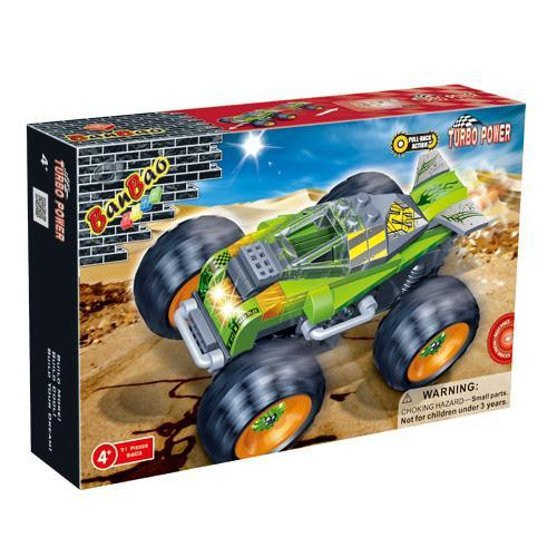 BanBao Turbo Power - Thunder 8603