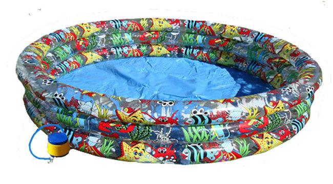 Inflatable Pool 200cm Diameter - Aussie Baby