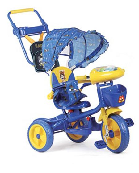 A18-9 Tricycle - Blue - Aussie Baby