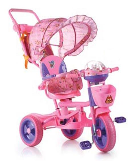 A18-9 Tricycle - Pink - Aussie Baby