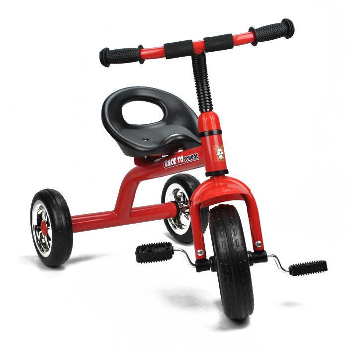 Deluxe Grow with Me Trike - Red - Aussie Baby
