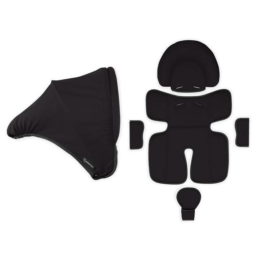 Arlo Infant Carrier Hood & Insert Set - Black - Aussie Baby