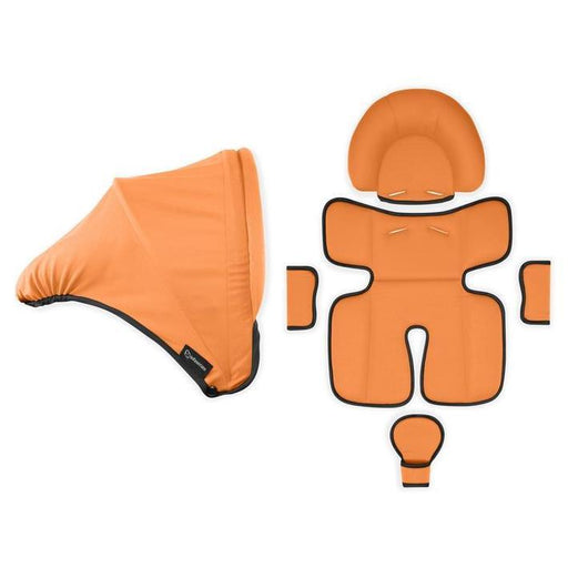 Arlo Infant Carrier Hood & Insert Set - Orange - Aussie Baby