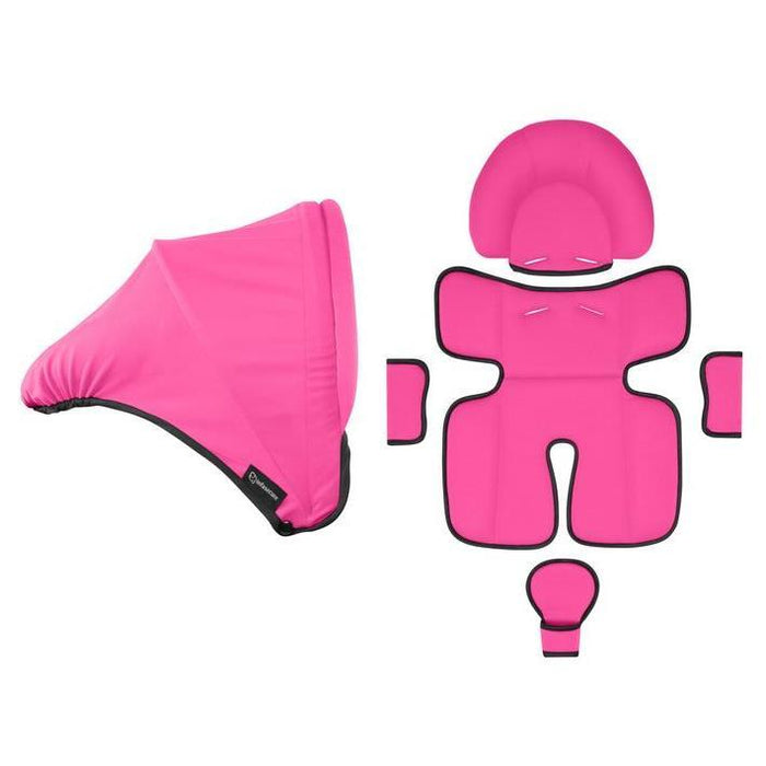 Arlo Infant Carrier Hood & Insert Set - Pink - Aussie Baby